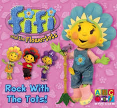 fifi flower tots rock tots cds