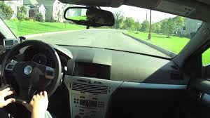 opel saturn test drive of my 2008 saturn astra hatchback youtube