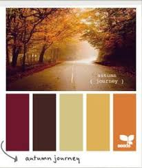 Autumn Color Schemes Fall Color Palette My Two Wedding Colours On Here Perfect For