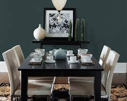 our dining room color cascades by sherwin williams for the
