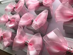 cookie box favors 10 bridal favor boxpink favor treat boxes cookie boxes gift