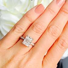 radiant cut engagement rings best 25 radiant engagement rings ideas on radiant cut