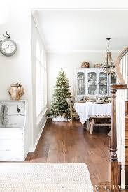 Christmas Dining Room Decor Simple Holiday Decorating Christmas Home Tour Maison De Pax