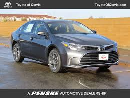 2017 new toyota avalon xle premium at toyota of clovis serving