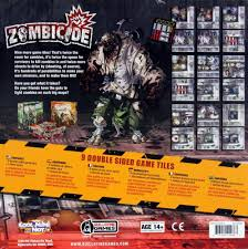 køb zombicide 9 double sided game tiles hos hyggeonkel