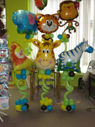 jungle themed baby shower centerpieces pinterest themed baby