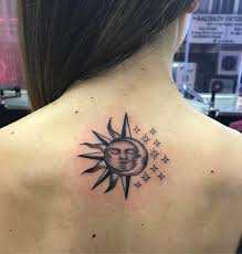 55 totally inspiring ideas for sun tattoo design