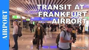 Phoenix Airport Map Terminal 4 by Transit Walk At Frankfurt Airport Fra Terminal 1 Connection