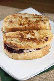 leftover turkey cranberry monte cristo sandwich wishes and dishes