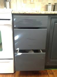 can thermofoil kitchen cabinets be painted painting thermofoil cabinets with sloan part 2 farm
