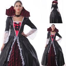Halloween Vampire Costumes Aliexpress Buy Female Vampire Dress Halloween Costumes
