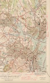 Salem Massachusetts Map by Salem Ma Quadrangle