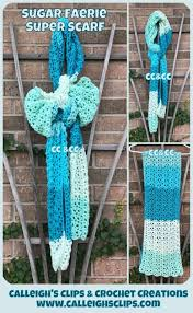 free crochet patterns featuring caron cakes yarn scarf crochet