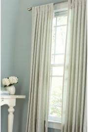 Classic Home Collection Drapery Hardware Martha Stewart Living Classic Cotton Drapery Panel Draperies