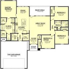 30x50 House Floor Plans 30x50 Rectangle House Plans Expansive One Story I Would Add A