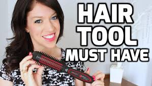 stylus thermal styling brush video hair tool must have fhi stylus youtube