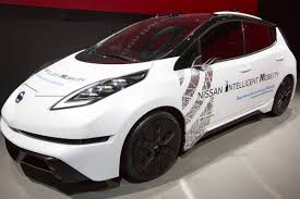 nissan leaf ads next nissan leaf confirmed at electronics show news the car expert