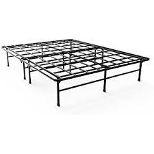 amazon com zinus 14 inch elite smartbase mattress foundation