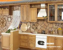 Solid Pine Kitchen Cabinets Cheap Knotty Pine Kitchen Cabinets Find Knotty Pine Kitchen