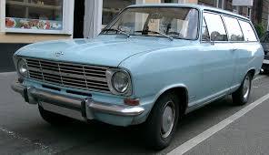Opel Kadett B Wikiwand