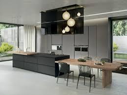 amenagement cuisine ilot central aménager une cuisine design avec ilot central ideeco