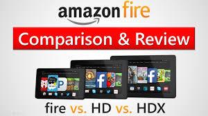 amazon black friday deals hd 8 2016 amazon fire hd 8 u0026 hdx tablets comparison u0026 review youtube