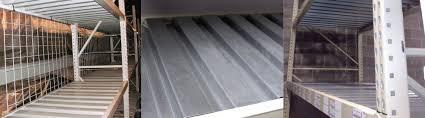 rack corrugated metal deck u0026 decking products u0026 services reb storage