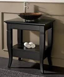 Bathroom Vanities With Bowl Sink Vanity Base For Vessel Sink Foter