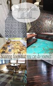 hometalk flooring ideas that will floor you grandmas house diy