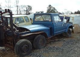 jeep j truck amc jeep