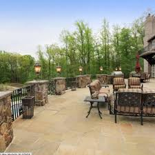 Ideas For Backyard Patios 2017 Stamped Concrete Patio Cost Calculator How Much To Install