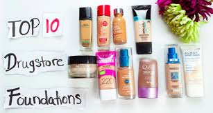 light coverage foundation drugstore your go to list for getting the best drugstore foundation