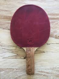 custom table tennis racket specialty and custom handcrafted leather table tennis paddles