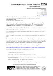 Neurosurgery Queens Square Neuromail Referral Form