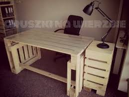 Diy Pallet Wood Distressed Table Computer Desk 101 Pallets by 10 Best Escritorios Images On Pinterest Architecture Pallet