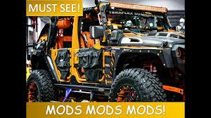 modified jeep wrangler new fully modified jeep wrangler addicticon 2 o mods mods mods
