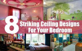 8 striking ceiling designs for your bedroom diy home