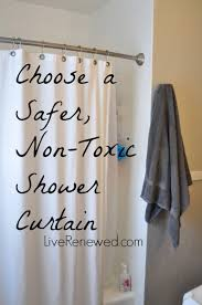 Can I Put A Shower Curtain In The Washing Machine Choosing A Safer Shower Curtain For Your Bathroom