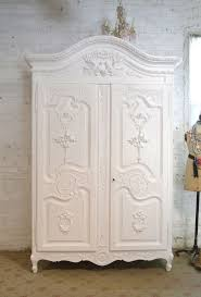 White Armoire Bedroom Furniture Creative Alternative For A Bulky And Big Bedroom Armoire Kobigal