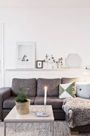 Grey Blue And White Living Room White Living Rooms Pictures Home And Interior