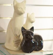 cat urns ceramic cat urns forrest run pet cremation and memorial tribute