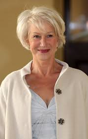 short hairstyles for seniors with grey hair short hair cut older women