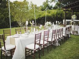 renting chairs for a wedding seven about renting tables and chairs for a