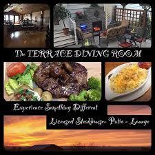Terrace Dining Room Restaurant Saskatchewan Terrace Dining Room