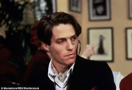 american actor with floppy hair and plays exasperated characters as hugh grant is honoured by the bfi brian viner asks if they ve