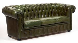 green chesterfield sofa for leather sectional sofa