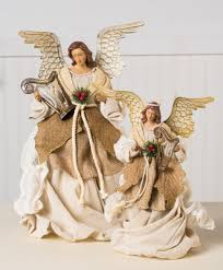 Home Interior Angel Figurines Epic Rustic Angel Tree Topper 89 For Your Interior Decor