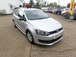 used volkswagen polo s silver cars for sale motors co uk