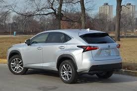 lexus crossover 2015 chicagoans should check out the 2015 lexus nx compact luxury