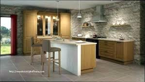 meuble cuisine bois brut facade meuble cuisine luxe cuisine en bois naturel facade meuble